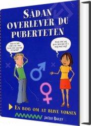 sådan overlever du puberteten - bog