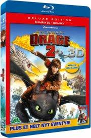sådan træner du din drage 2 - 3d - Blu-Ray