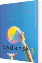 sådansk 3, skriftlig dansk - bog