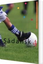 sådansk 4, skriftlig dansk - bog