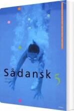 sådansk 5, skriftlig dansk - bog