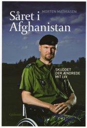 såret i afghanistan - bog