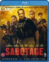 sabotage - Blu-Ray