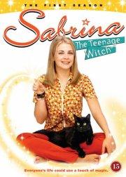 sabrina - skolens heks - sæson 1 - DVD