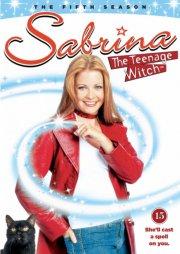 sabrina - skolens heks - sæson 5 - DVD