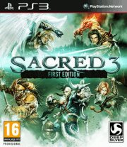 sacred 3 - first edition - PS3