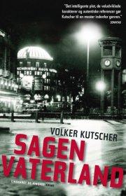 sagen vaterland - bog