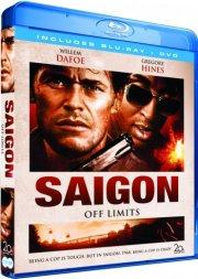 saigon - off limits combopack  - blu-ray+dvd