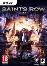 saints row iv (4) commander in chief - PC