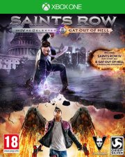 saints row iv re-elected: gat out of hell - xbox one