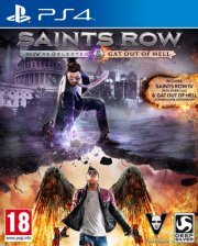 saints row iv re-elected: gat out of hell - PS4