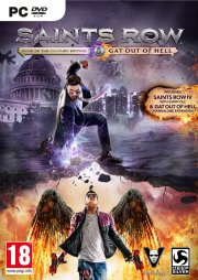 saints row iv re-elected: gat out of hell - PC
