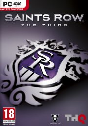 saints row: the third - limited edition - dk - PC