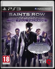saints row the third: the full package - PS3