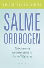 Eva Meile - Salmeordbogen - Bog