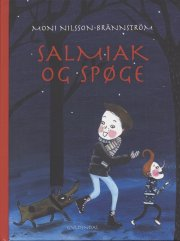 salmiak og spøge - bog
