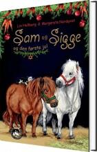 sam og sigge og den første jul - bog