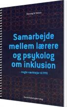 samarbejde mellem lærere og psykolog om inklusion - bog