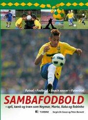 sambafodbold - bog