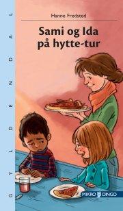 sami og ida på hytte-tur - bog