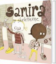 samira og skeletterne - bog