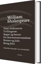 samlede skuespil / bind 2 - bog