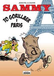 sammy: to gorillaer i paris - bog