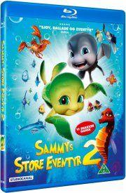 sammys store eventyr 2 - Blu-Ray