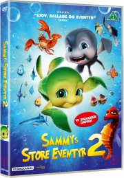 sammys store eventyr 2 - DVD