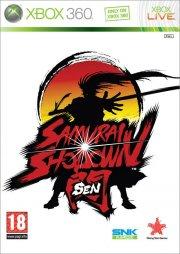 samurai shodown - dk - xbox 360