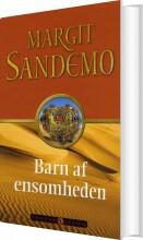 sandemoserien 1 - barn af ensomheden - bog