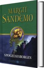 sandemoserien 12 - spøgelsesborgen - bog