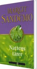 sandemoserien 2 - nattens tårer - bog