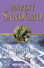 sandemoserien 25 - legenden om den øde skov - bog