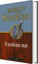 sandemoserien 3 - vredens nat - bog