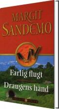 sandemoserien 8 - farlig flugt og draugens hånd - bog