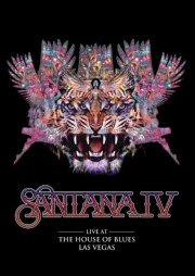 santana live at the house of blues - las vegas - DVD