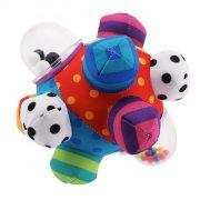 sassy aktivitetsbold - bumpy ball - Babylegetøj