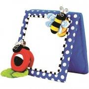 sassy babyspejl / aktivitets spejl til baby - Babylegetøj