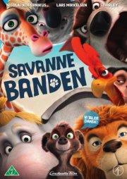 savanne banden - DVD