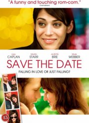 save the date - DVD