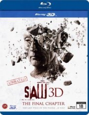 saw 3d - the final chapter - Blu-Ray