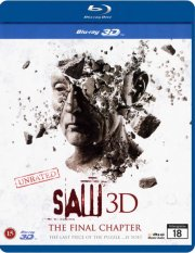 saw 3d: the final chapter  - Dvd+Blu-ray 3D