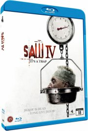 saw 4 - Blu-Ray