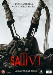 saw 6 - unrated directors cut - DVD