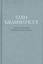 saxo grammaticus - bog