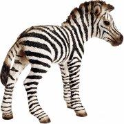 schleich - zebra, føl - Figurer