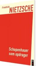 schopenhauer som opdrager - bog