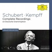 wilhelm kempff - schubert - complete recordings  - 9Cd