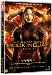 the hunger games 3: mockingjay - del 1 - DVD